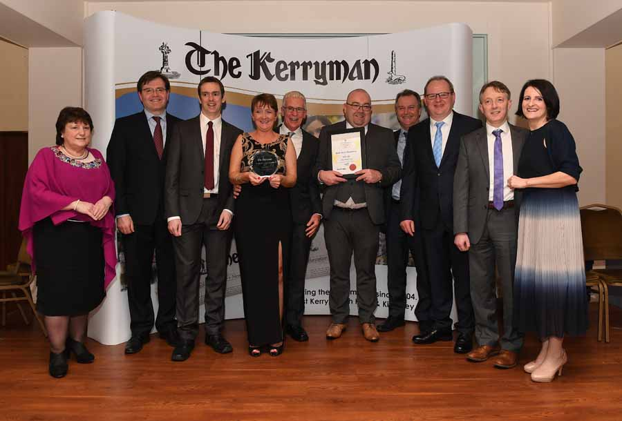 Pictures from the Kerryman Business Awards 2016 held at the Ballygarry House Hotel Tralee Co Kerry . Pictured on the night were --    Photo By Domnick Walsh © Eye Focus LTD - www.dwalshphoto.ieTralee Co Kerry Ireland Mobile Phone : 00353 87 26 72 033 Land Line : 00 353 66 71 22 981 E/mail : info@dwalshphoto.ie WEB Site :  www.dwalshphoto.ie