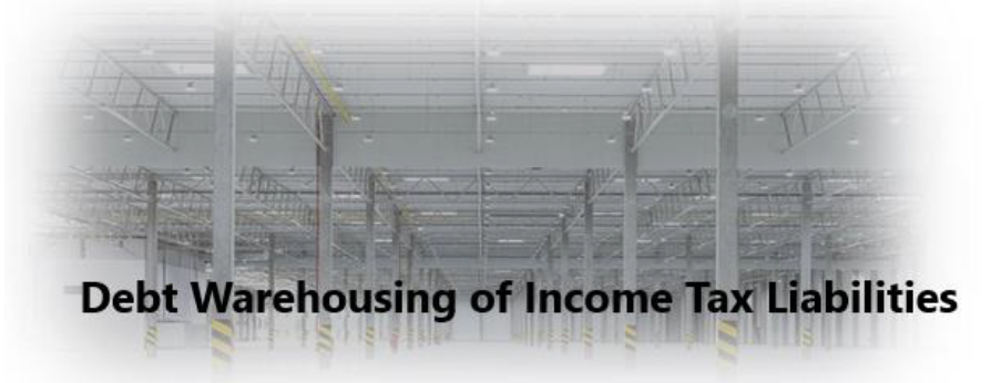 debt-warehousing