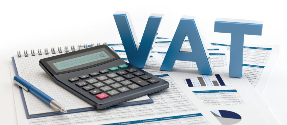 VAT and calculator